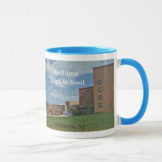 Millburn High School NJ Mug