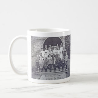 Millburn's Original and 1929 Wyoming School Mug
