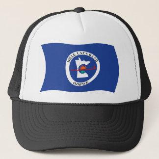 Mille Lacs Band Reservation Flag Hat