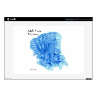 Mille Lacs In Depth Laptop Skin