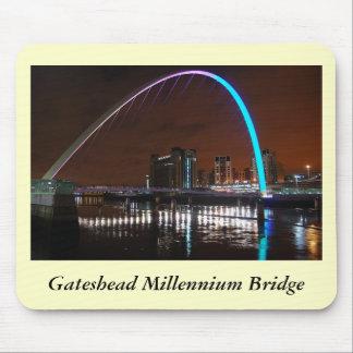 Millenium Bridge, Gateshead Mouse Pad