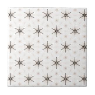 Millenium Dome spires Holga Repeat Pattern Tile