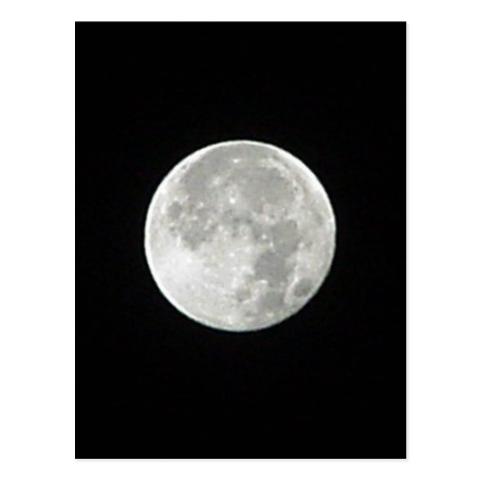 Millenium Moon Postcard
