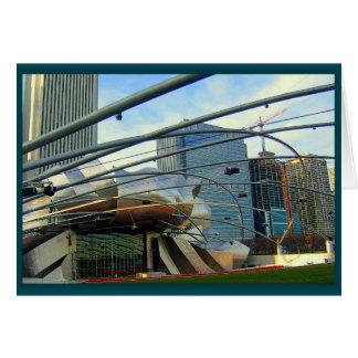 Millenium Park - Chicago Card
