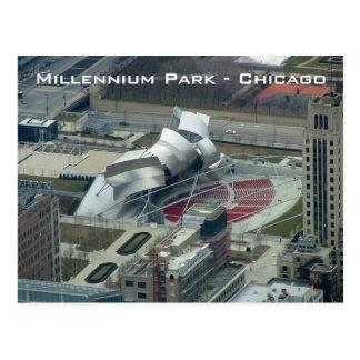 Millenium Park Postcard