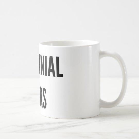 Millennial tears funny Christmas mug | Zazzle.com