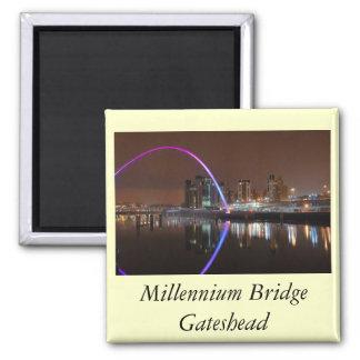Millennium Bridge, Gateshead Magnet