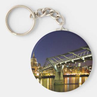 Millennium Bridge Keychain