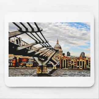 Millennium Bridge - London Mouse Pad