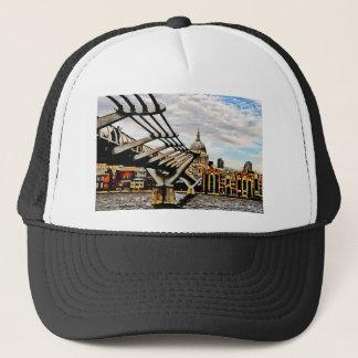Millennium Bridge - London Trucker Hat