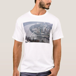 Millennium Bridge Newcastle upon Tyne T-Shirt