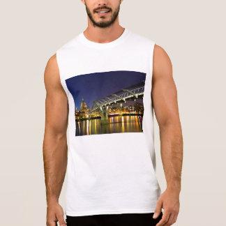 Millennium Bridge Sleeveless Shirt