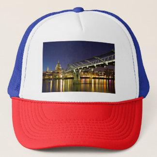 Millennium Bridge Trucker Hat