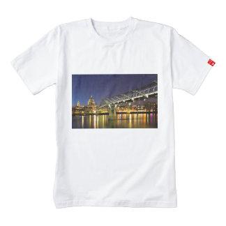 Millennium Bridge Zazzle HEART T-Shirt