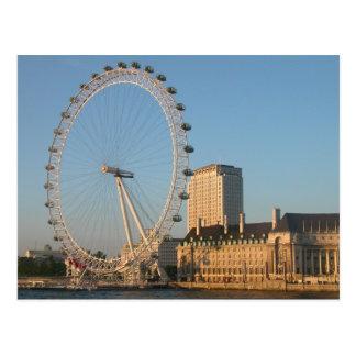 Millennium Eye London Post Cards
