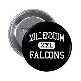 Millennium - Falcons - High - Tracy California Buttons