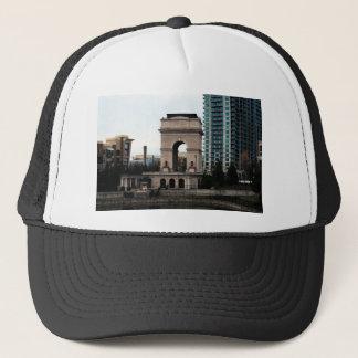 Millennium Gate Museum in Atlanta, Georgia Trucker Hat