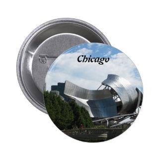 Millennium Park- Chicago Pins