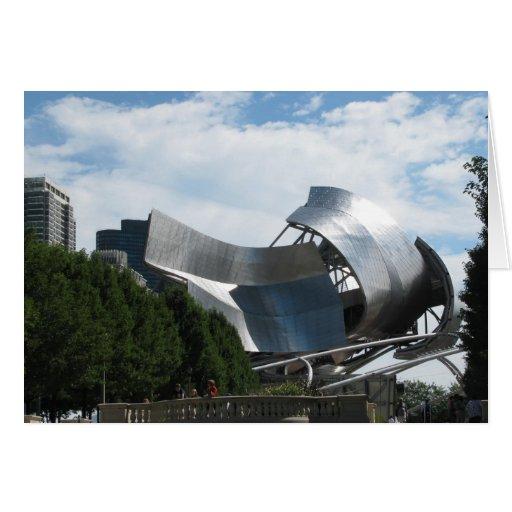 Millennium Park- Chicago Cards