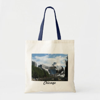 Millennium Park- Chicago Tote Bag