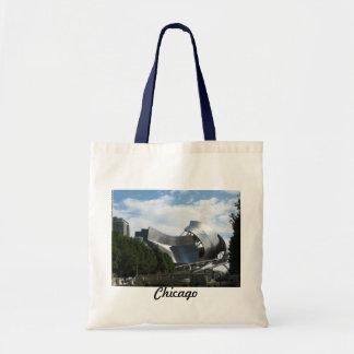 Millennium Park- Chicago Tote Bag