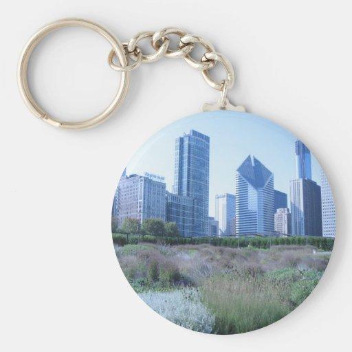 Millennium Park Keychains