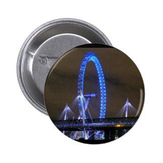 Millennium Wheel London Badges