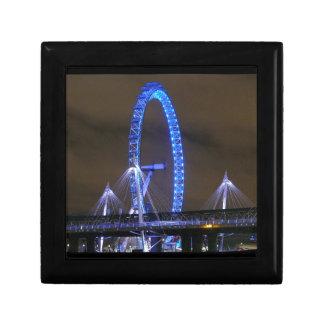 Millennium Wheel London Trinket Boxes