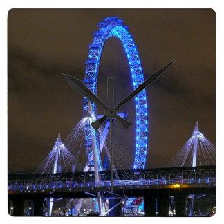 Millennium Wheel London Wall Clocks
