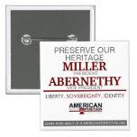 Miller/Abernethy 2012 Pin