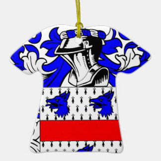 Miller (English) Coat of Arms Ornament