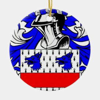 Miller (English) Coat of Arms Ornaments
