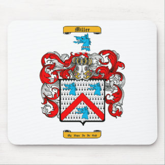 Miller (English) Mouse Pad