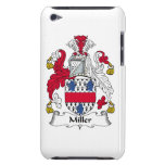 Miller Family Crest iPod Touch Case-Mate Case