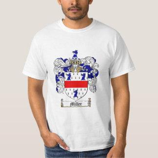 Miller Family Crest - Miller Coat of Arms T-Shirt