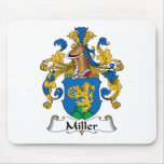 Miller Family Crest Mouse Pads