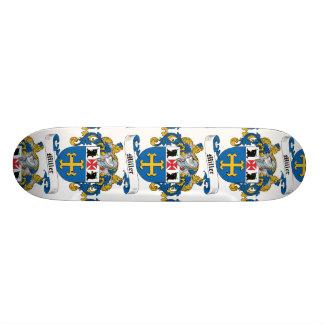 Miller Family Crest Skateboard