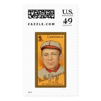 Miller Huggins Cardinals Baseball 1911 Stamps