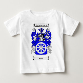 Miller (Jewish) Coat of Arms Baby T-Shirt