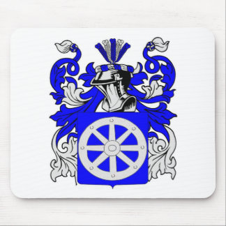 Miller (Jewish) Coat of Arms Mouse Pad