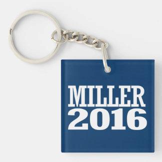 Miller - Joe Miller 2016 Keychain