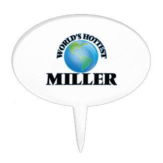 Miller más caliente del mundo figuras para tartas