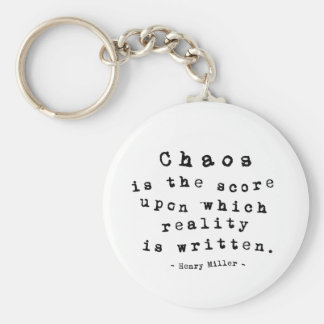 Miller on Chaos Keychain