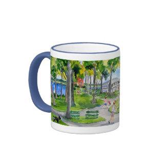 Miller Park and Chautauqua Lake Ringer Mug