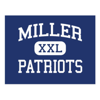 Miller - patriotas - joven - Fairmont Postal