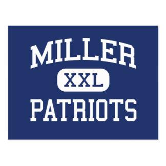 Miller - Patriots - Junior - Fairmont Postcard
