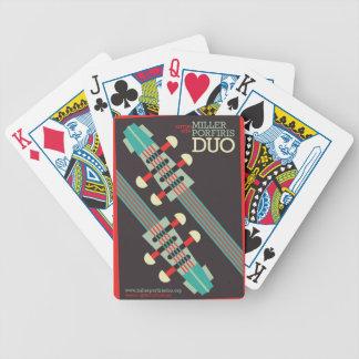 Miller-Porfiris Duo playing cards