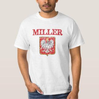 Miller Surname T-Shirt