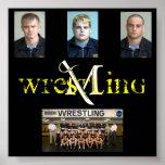 Millersville Wrestling Poster