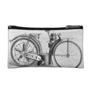 Millet Motorcycle, 1895 Makeup Bag